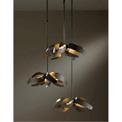 Hubbardton Forge 13-6510 Corona - Twelve Light Pendant
