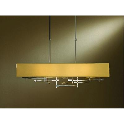 Hubbardton Forge 13-7670 Cavaletti - Two Light Adjustable Pendant