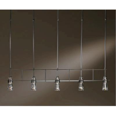 Hubbardton Forge 13-7725 Erlenmeyer - Five Light Pendant