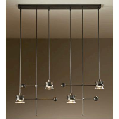Hubbardton Forge 13-8815 Apparatus - Four Light Pendant