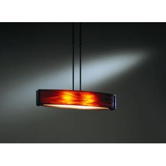Hubbardton Forge 13-7605 Intersections - Two Light Medium Adjustable Pendant