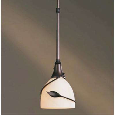 Hubbardton Forge 18-265 Twining Leaf - One Light Small Adjustable Pendant