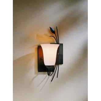 Hubbardton Forge 20-5122R Forged Leaf - One Light Right Wall Sconce
