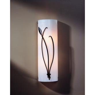 "Hubbardton Forge 20-5770L Sconce - 17""Glass Leaf-Left"