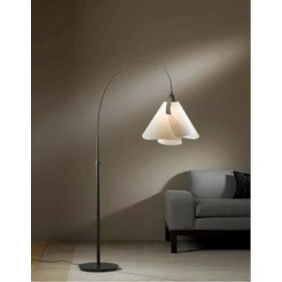 Hubbardton Forge 23-4505C Mobius Arc - One Light Floor Lamp
