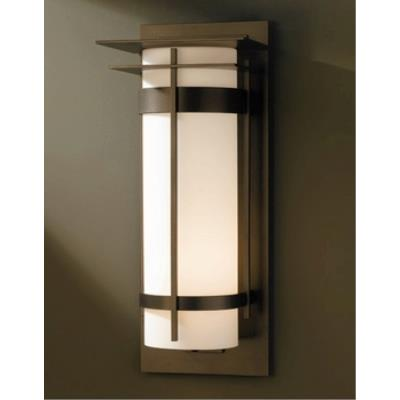 Hubbardton Forge 30-5995 Banded - One Light Outdoor Wall Sconce