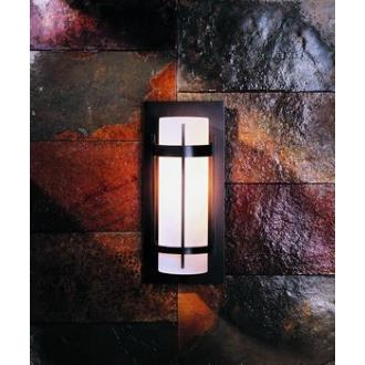 Hubbardton Forge 30-5893 Banded - One Light Outdoor Wall Sconce
