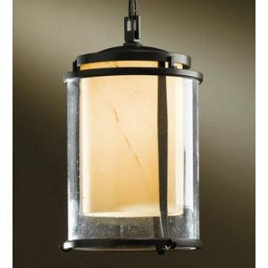 Meridian - One Light Outdoor Large Pendant