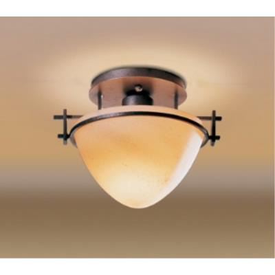 Hubbardton Forge 12-4247-20-H80 Moonband - One Light Semi-Flush Mount