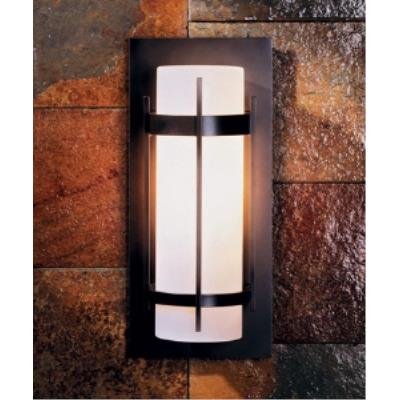 Hubbardton Forge 30-5893-20-G34 Banded - One Light Outdoor Wall Sconce