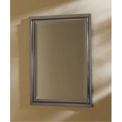 "Hubbardton Forge 71-4901 Rook - 21"" Rectangular Mirror"