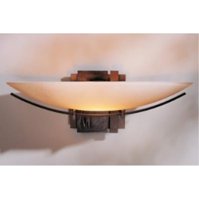 Hubbardton Forge 20-7370-05-H90 Oval Impressions - One Light Wall Sconce