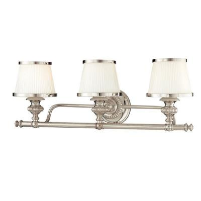 Hudson Valley Lighting 2003 Milton Collection - Three Light Wall Sconce