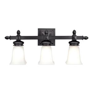Cumberland Collection - Three Light Wall Sconce