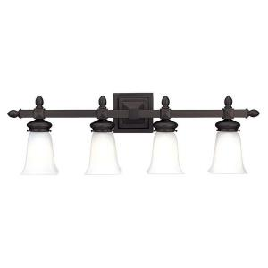 Cumberland Collection - Four Light Wall Sconce