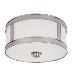 Patterson - One Light Flush Mount