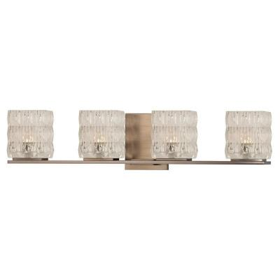 Hudson Valley Lighting 6244 Torrington - Four Light Bath Vanity