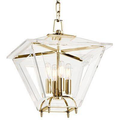 Hudson Valley Lighting 7415-A Andover - Four Light Pendant