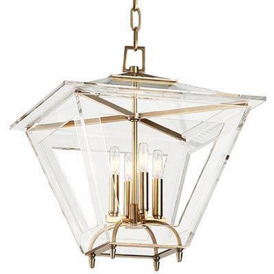 Hudson Valley Lighting 7419-A Andover - Four Light Pendant
