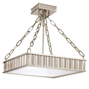 Middlebury Collection - Three Light Semi Flush Mount
