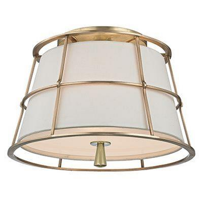 Hudson Valley Lighting 9814 Savona - Two Light Semi Flush