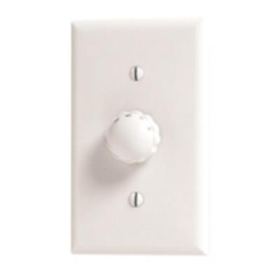 "Hunter Fans 22691 Accessory - 2"" 2.0 Amps Three-Speed Stepped Wall Control"