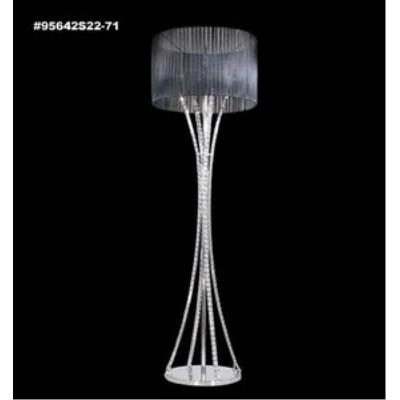 James Moder Lighting 95642 Eclipse - Four Light Floor Lamp