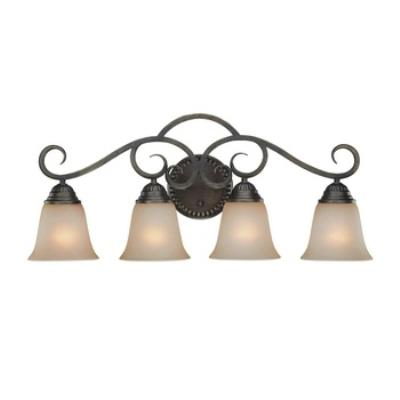 Jeremiah Lighting 26004-CB Gatewick - Four Light Bath Vanity
