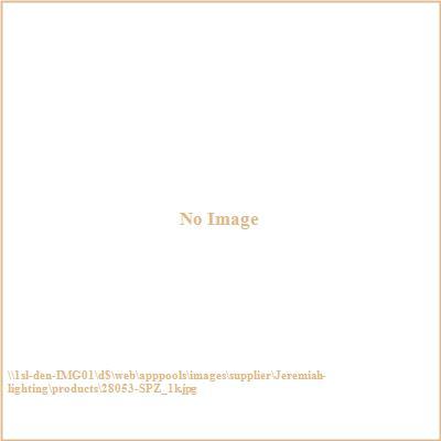 Jeremiah Lighting 28053-SPZ Seville - Three Light Convertible Semi-Flush Mount