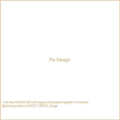 Jeremiah Lighting 36515-TBWB Ashwood - Fifteen Light Chandelier