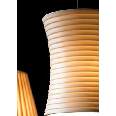 Justice Design POR-8815 Limoges - One Light Mini-Pendant