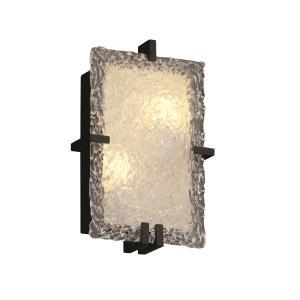 Veneto Luce - Two Light Rectangular ADA Wall Sconce