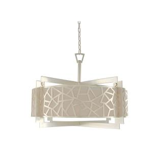 Miramar - Six Light Convertible Pendant