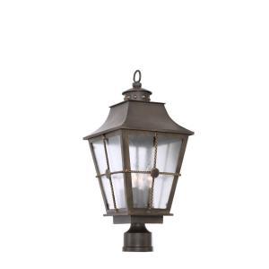Belle Grove - Four Light Outdoor Medium Post/Pier Mount