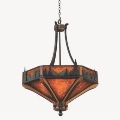Kalco Lighting 5817 Aspen - Six Light Pendant