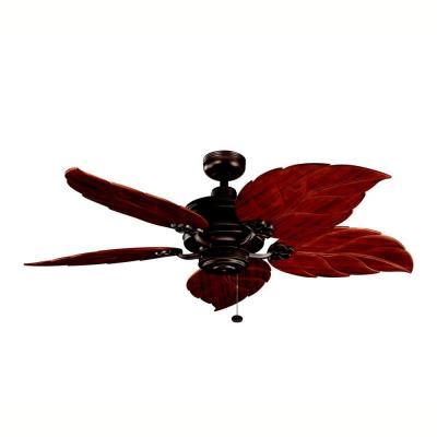 "Kichler Lighting 320102 Crystal Bay - 52"" Ceiling Fan"