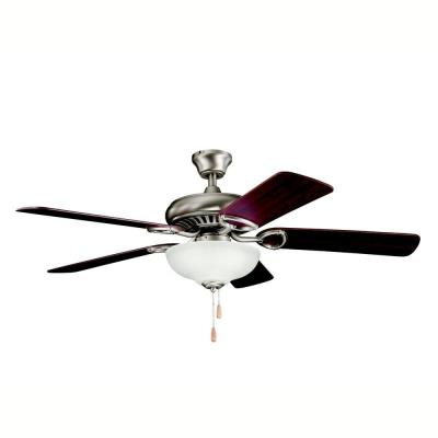 "Kichler Lighting 339211 Sutter Place Select - 52"" Ceiling Fan with Light Kit"