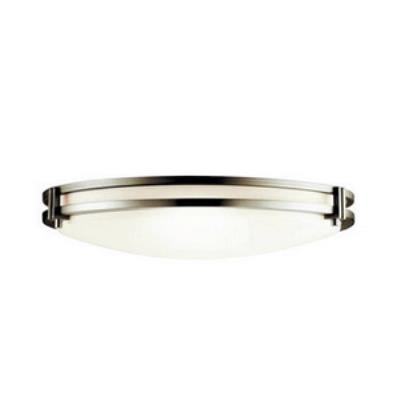 Kichler Lighting 10827NI Two Light Flush Mount