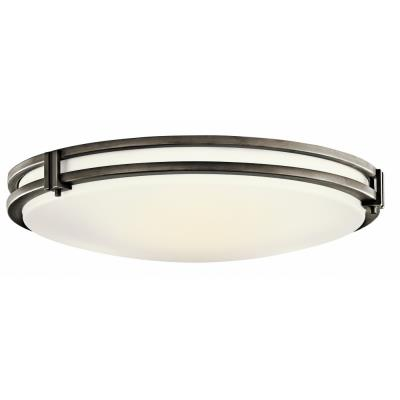 Kichler Lighting 10827OZ Two Light Flush Mount