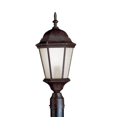 Kichler Lighting 10956TZ Madison - One Light Outdoor Post Mount