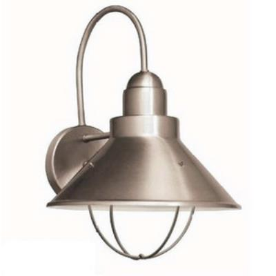 Kichler Lighting 11099NI One Light Outdoor Wall Fixture