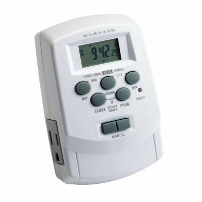 Kichler Lighting 15556WH Digital Transformer Timer