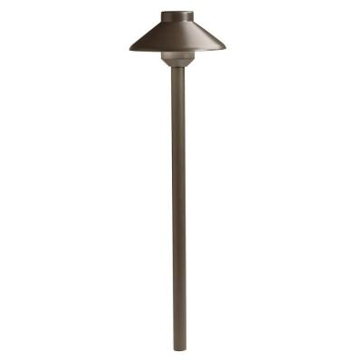 Kichler Lighting 15821BBR Llena - Low Voltage LED Path Lamp