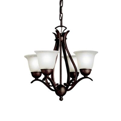 Kichler Lighting 2019TZ Dover - Four Light Chandelier