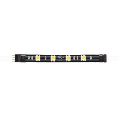 """Kichler Lighting 204H32BK High Output Tape Light - 4"""" IP65 LED Tape"""