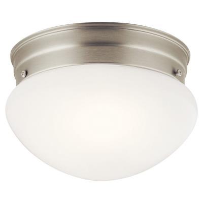 Kichler Lighting 206NI Ceiling Space - One Light Flush Mount