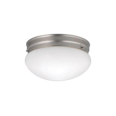 Kichler Lighting 209NI Ceiling Space - Two Light Flush Mount