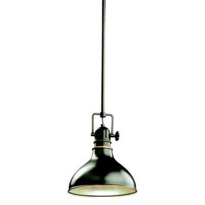 Kichler Lighting 2664OZ One Light Mini-Pendant