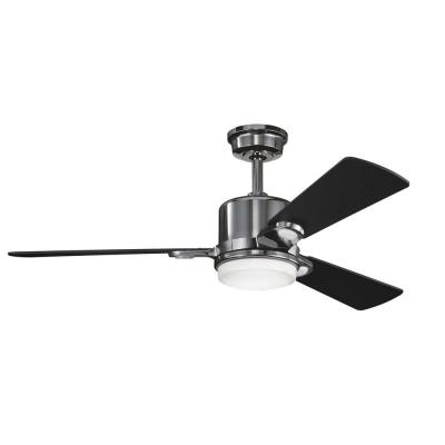 "Kichler Lighting 300017MCH Celino - 48"" Ceiling Fan"