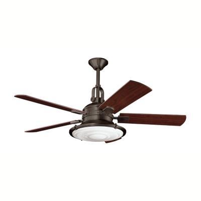 """Kichler Lighting 300020OZ Kittery Point - 52"""" Ceiling Fan"""